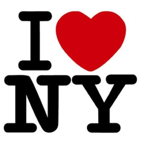 I Love New York symbol by Milton Glaser