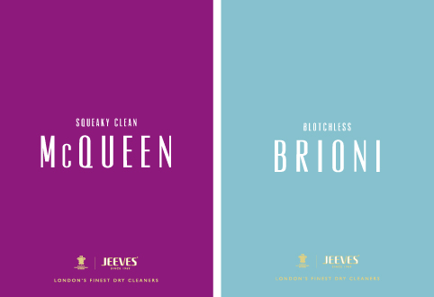 Jeeves posters