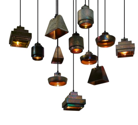 The Lustre Lights, by Tom Dixon