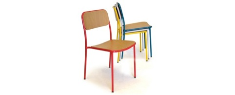 The Verso Chair, by Mark and Tomoko Azumi