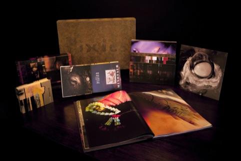 Minotaur, the 2009 Pixies box-set compilation