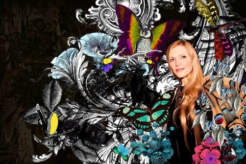 Kristjana S Williams for Outline Editions
