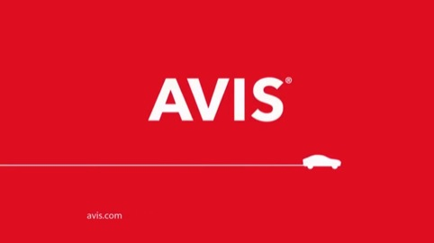 The new Avis identity