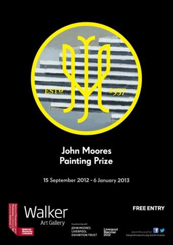 John Moore painting prize branding