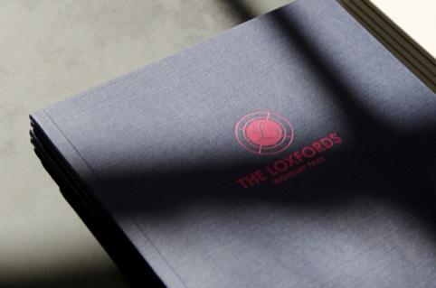 The Loxfords branding