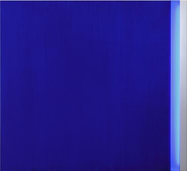 Sul Finire dell Occhio (blu)