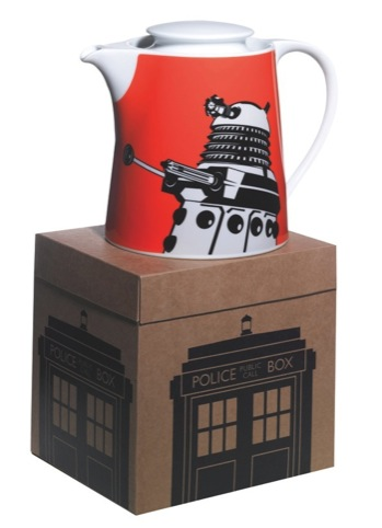 The new Doctor Who Home range