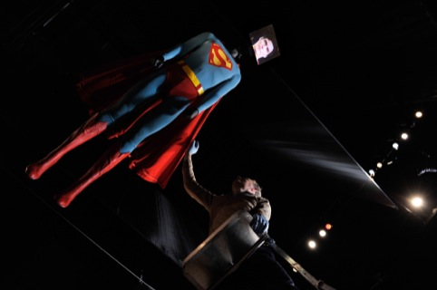 Superman, Hollywood Costume sponsored by Harry Winston
