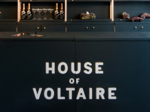 House of Voltaire 2010 interiors