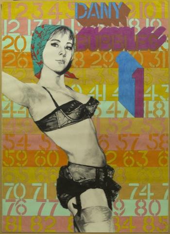 Dany Bubbles, by Ian Dury, 1966
