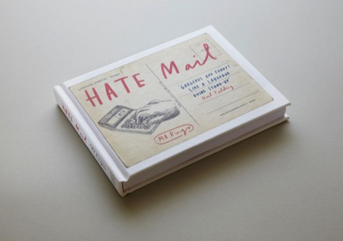 The Hate Mail book