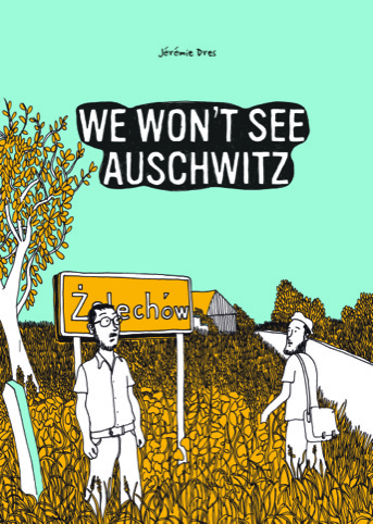 We Won't See Auschwitz cover