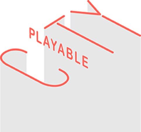 Playable City logo