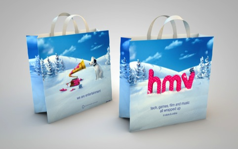 Bags featuring the animated duo