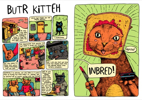 Murray Somerville, 'Butr Kitteh'
