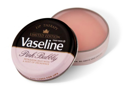 Vaseline Pink Bubbly