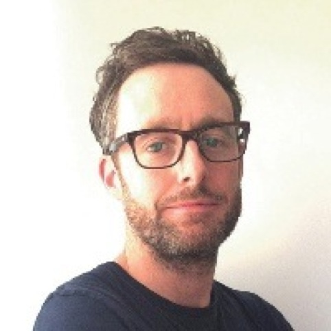 Virgin Atlantic head of design Luke Miles
