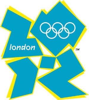 The London 2012 Olympic logo, by Wolff Olins