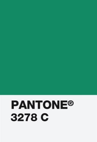 Pantone Chip 3278C