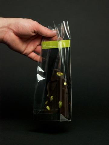 Nucoco - pre-broken chocolate