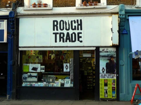Rough Trade in Notting Hill, London