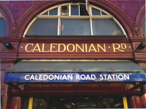 Caledonian Road designed by Green