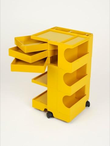Boby Trolley, by Joe Colombo