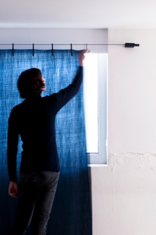 The Ready Made Curtain
