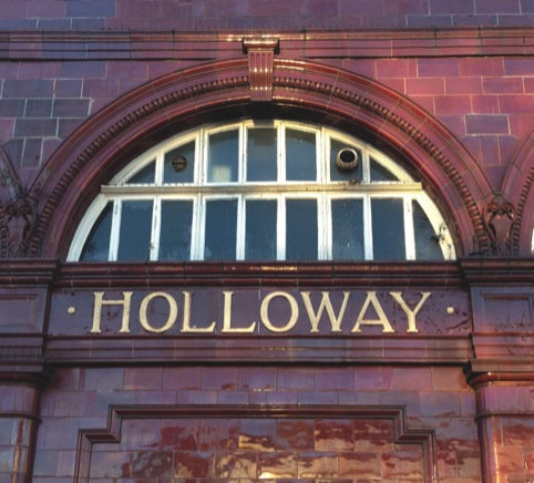 Holloway Road designed by Green