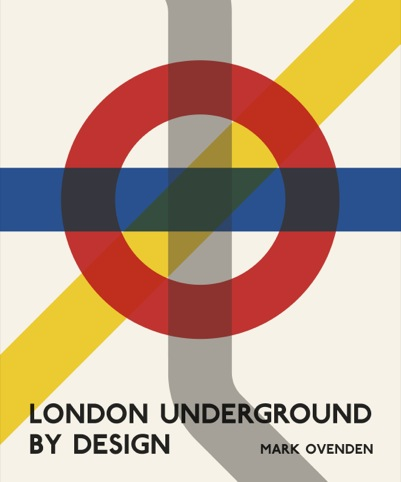Front cover of London Underground by Design