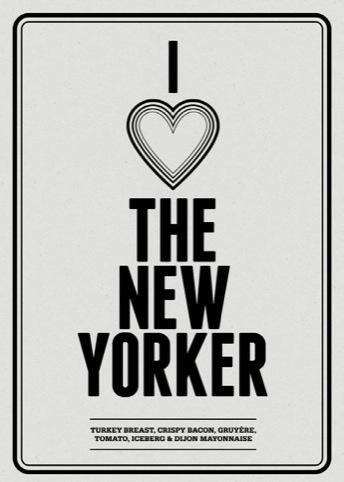 Benugo's New Yorker sandwich