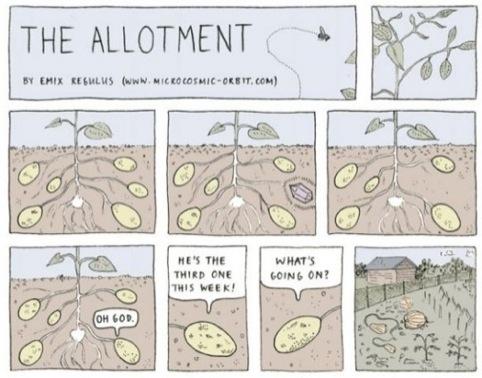 The Allotment, by Emix Regulus
