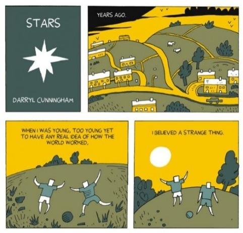 Stars, by Darryl Cunningham