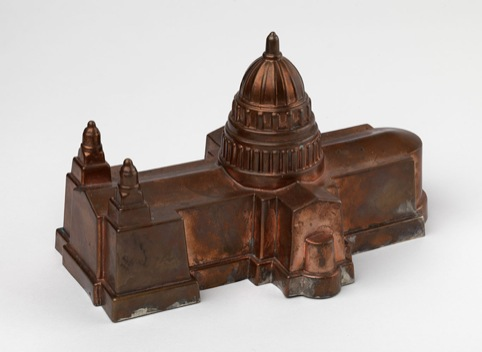 St. Pauls Cathedral Jelly Mould, Bompas and Parr, 2009