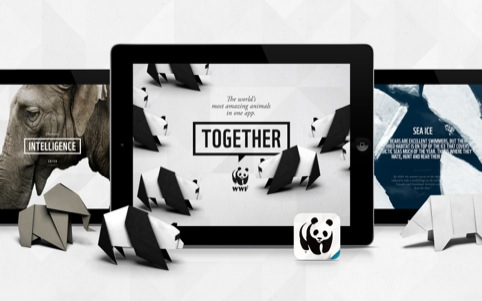 WWF Together iPad App