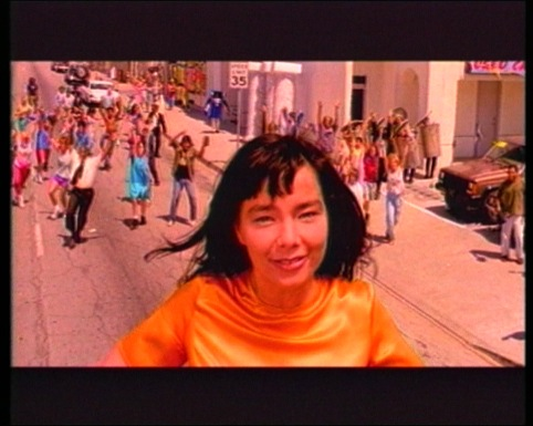 Björk - It's Oh So Quiet