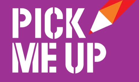 Pick Me Up banner