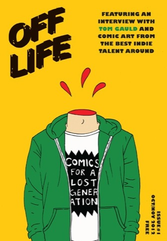 Off Life issue one