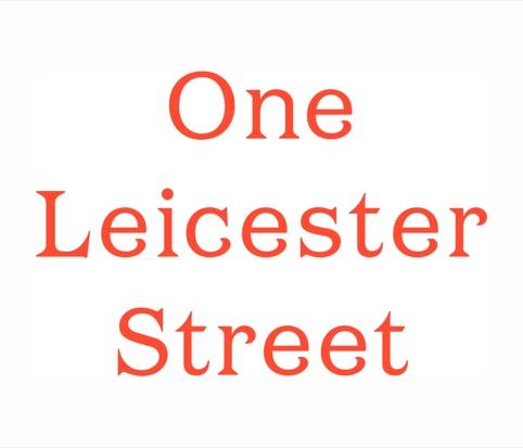 One Leicester Street logo