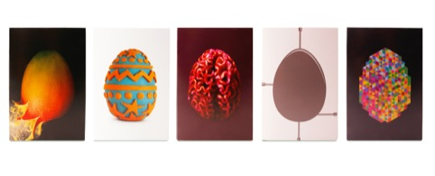 WMH's Easter egg's - up for grabs, somewhere in Clerkenwell