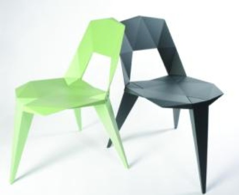 Pythagoras Chair by Sander Mulder at MOST