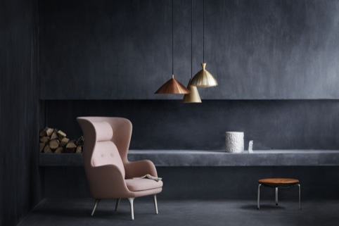 Ro by Jaime Hayon for Fritz Hansen