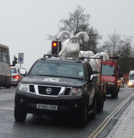 Gromits on the road