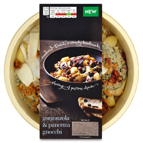 From the Menu From Waitrose range