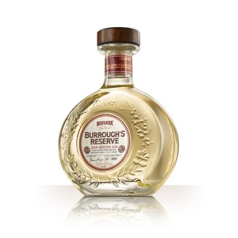 Burrough's Reserve bottle
