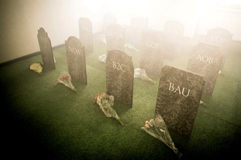 Acronym graveyard