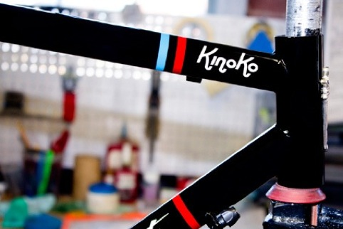 Kinoko bike frame