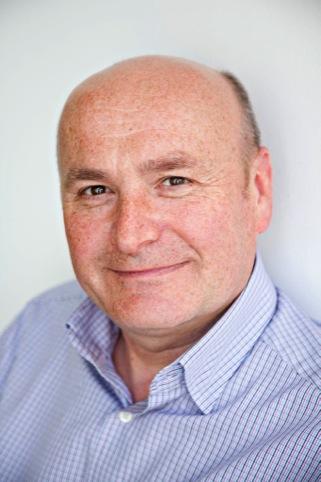 Headline speaker Paul Priestman