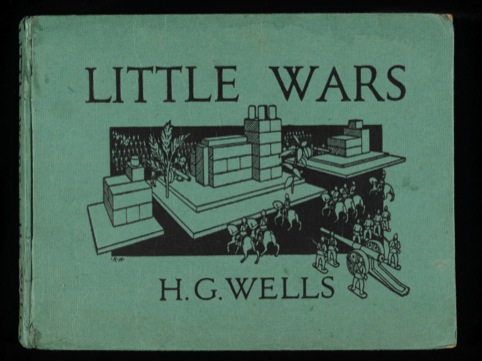 Little Wars HG Wells England, 1913 © Victoria Albert Museum