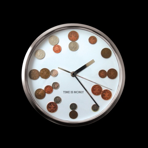 Jamie Ellul, Time is Money, 2012
